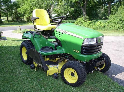 vrtni traktor